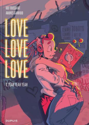 LOVE LOVE LOVE T.1  -  YEAH YEAH YEAH