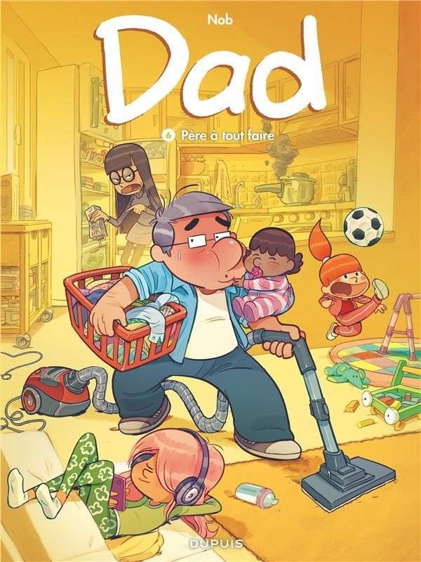 DAD T.6  -  PERE A TOUT FAIRE NOB DUPUIS