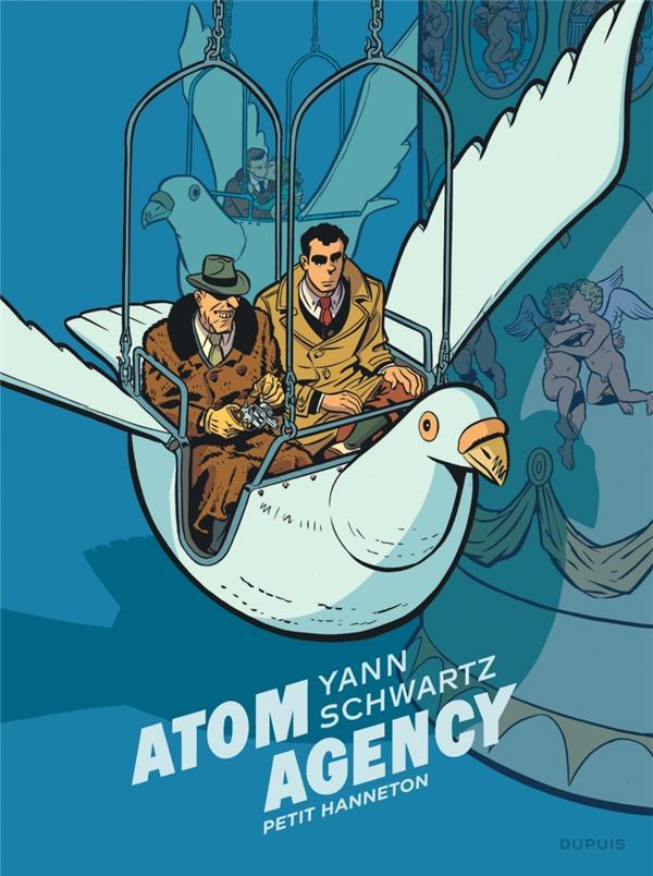 ATOM AGENCY T.2  -  PETIT HANNETON