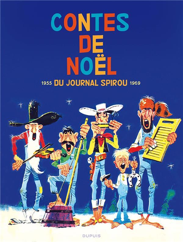 CONTES DE NOEL DU JOURNAL DE SPIROU