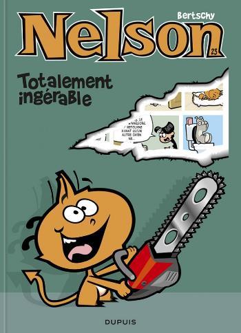 NELSON T.23  -  TOTALEMENT INGERABLE