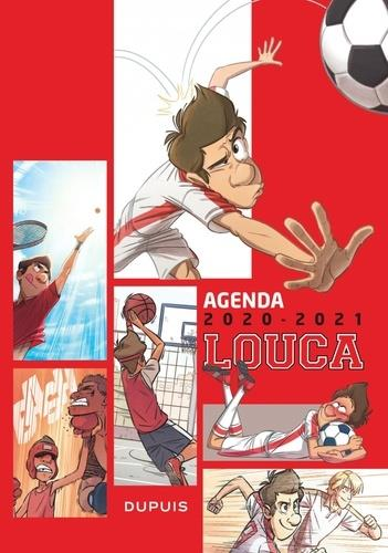 LOUCA  -  AGENDA (EDITION 20202021)