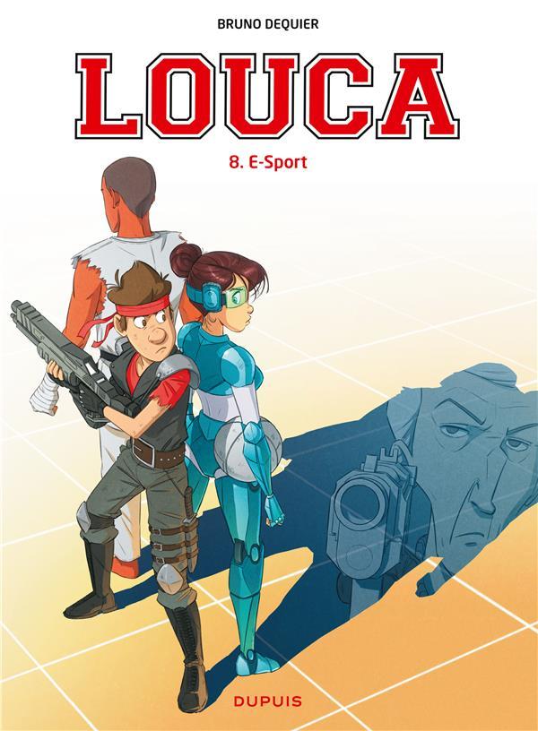 LOUCA T.8  -  E-SPORT