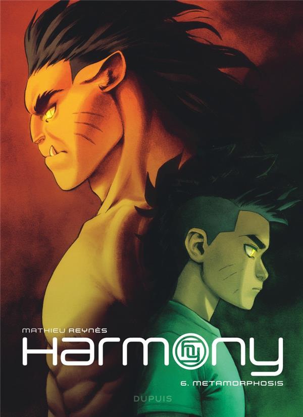HARMONY T.6     METAMORPHOSIS