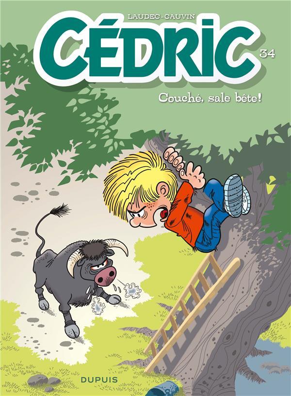 CEDRIC - TOME 34 - COUCHE, SALE BETE !