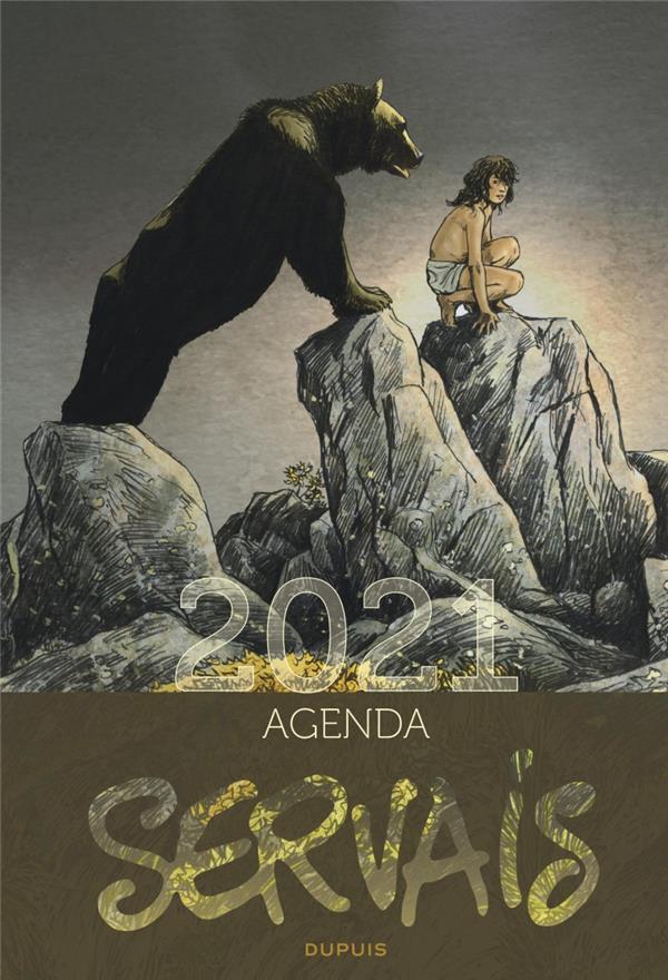 AGENDA SERVAIS (EDITION 2021)
