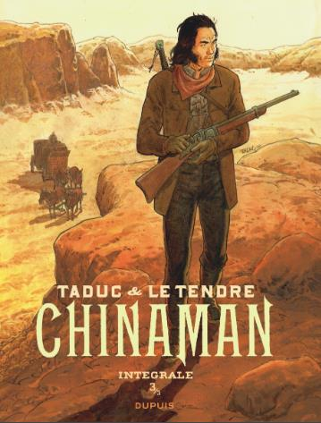 CHINAMAN - L-INTEGRALE - TOME