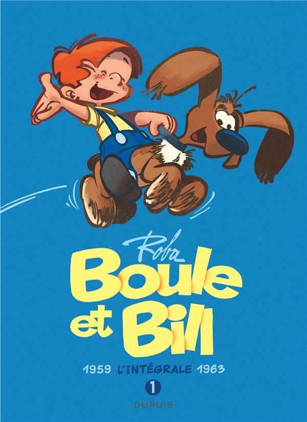 BOULE et BILL  -  INTEGRALE VOL.1 XXX DUPUIS