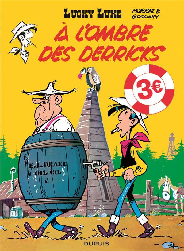 LUCKY LUKE T.18  -  A L'OMBRE DES DERRICKS
