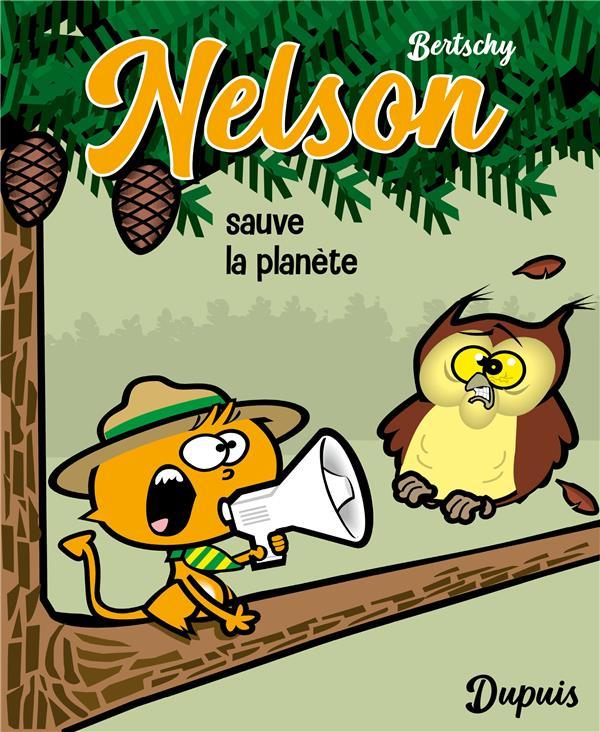 NELSON T.2  -  NELSON SAUVE LA PLANETE
