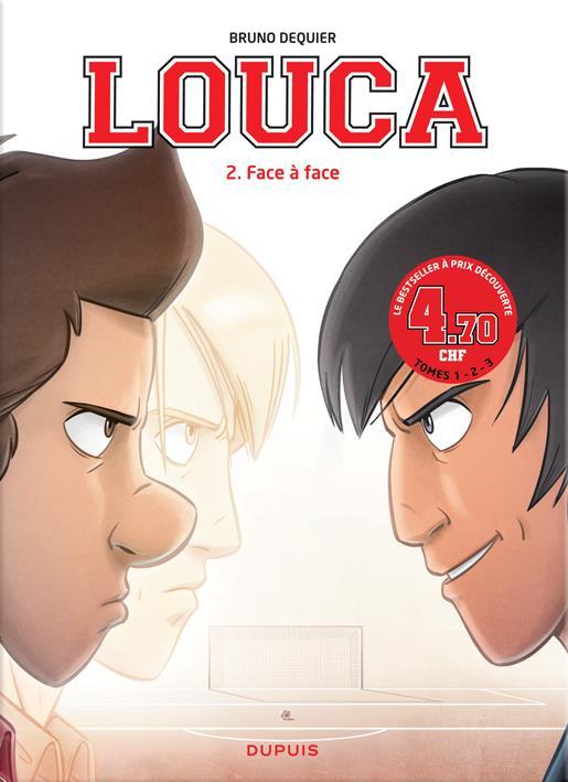LOUCA T.2  -  FACE A FACE