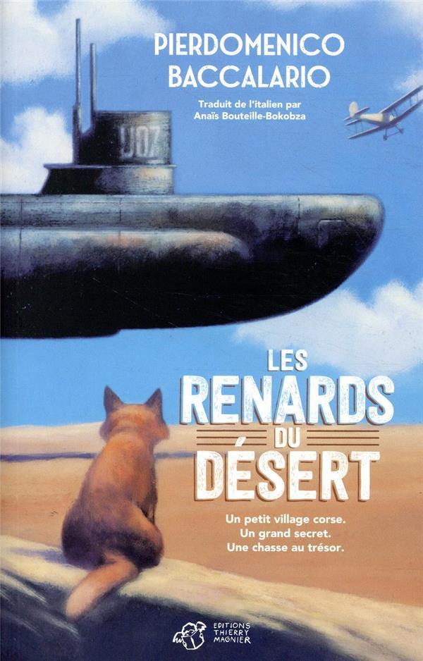 LES RENARDS DU DESERT