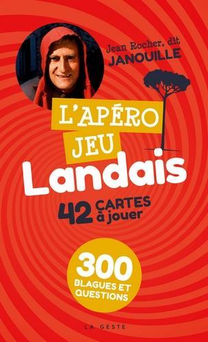 L'APERO JEU LANDAIS JANOUILLE GESTE