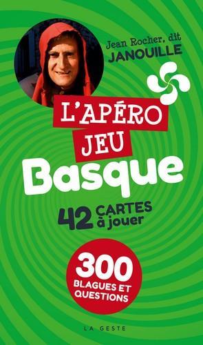 L'APERO JEU BASQUE JANOUILLE GESTE