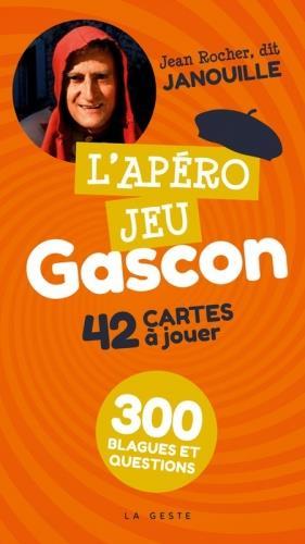 L'APERO JEU GASCON ROCHER, JEAN GESTE