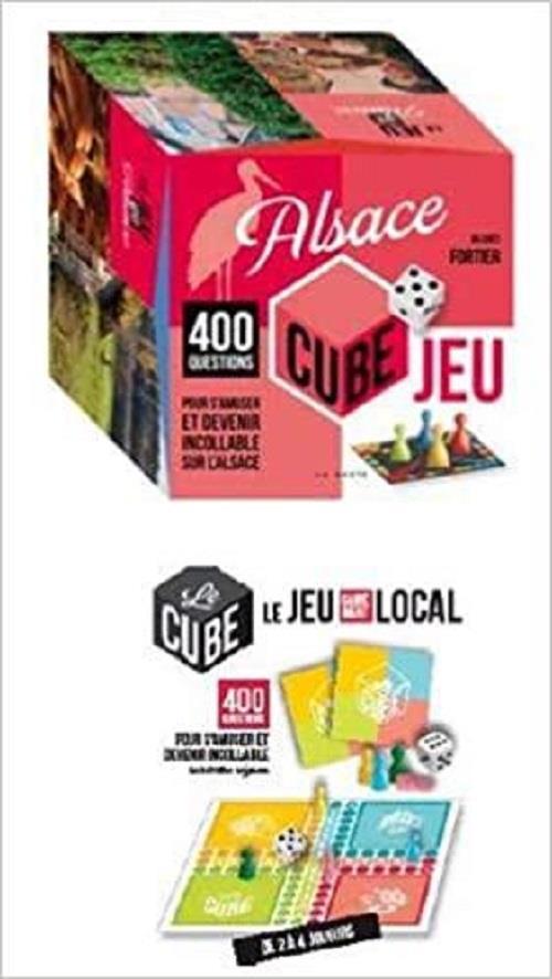 CUBE ALSACE FORTIER/FERNIQUE GESTE
