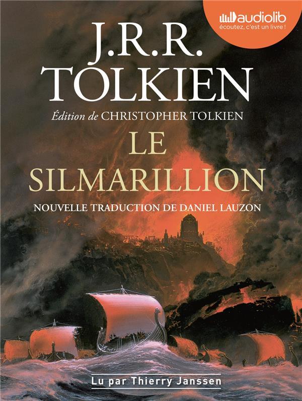 LE SILMARILLION TOLKIEN, J.R.R. AUDIOLIB