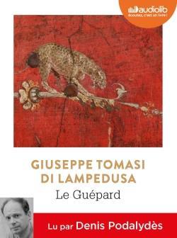 LE GUEPARD - LIVRE AUDIO 1 CD MP3
