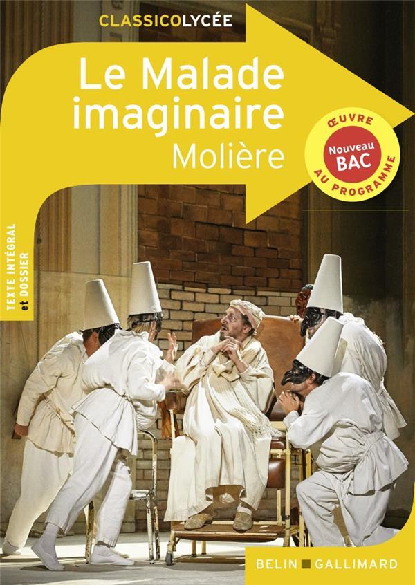 LE MALADE IMAGINAIRE XXX NC