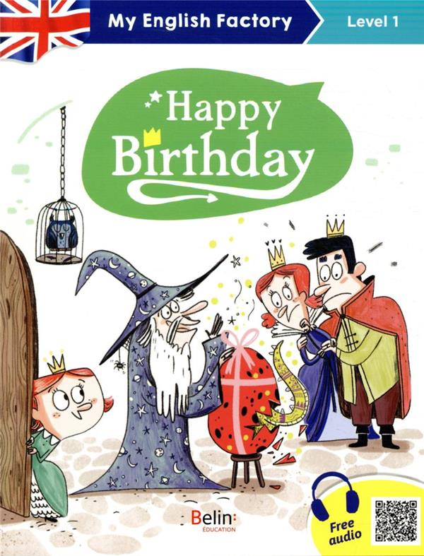 HAPPY BIRTHDAY (LEVEL 1) PAUWELS/LANSONNEUR BELIN