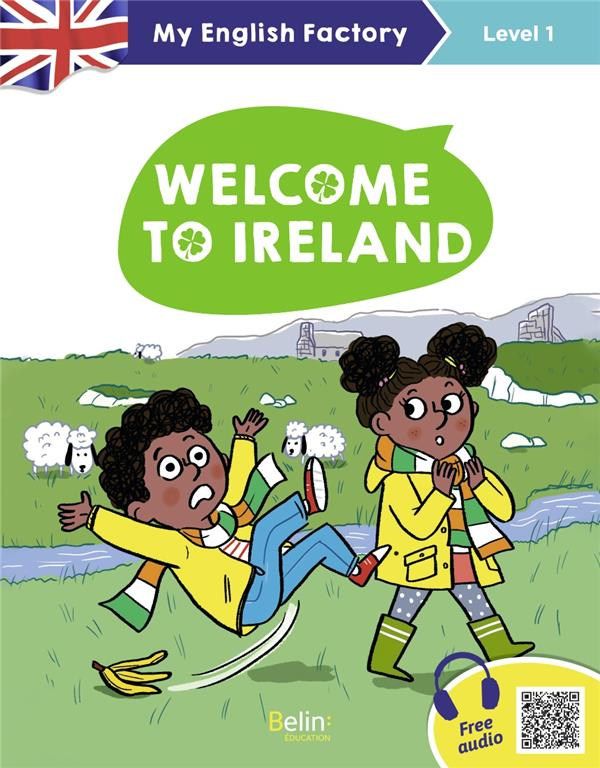 WELCOME TO IRELAND (LEVEL 1)