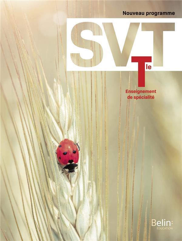 SVT TERMINALE  -  MANUEL ELEVE (EDITION 2020) CADET/CONGE/REBULARD BELIN