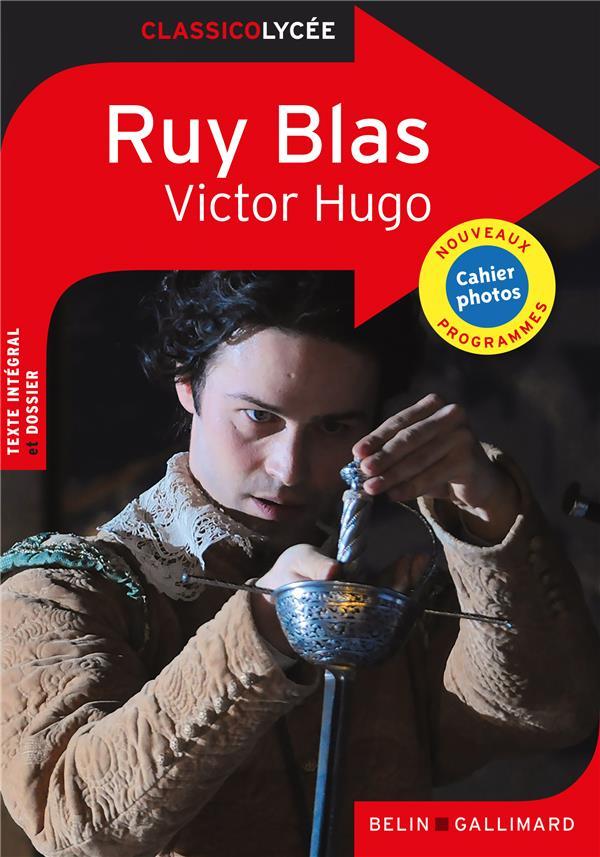RUY BLAS HUGO VICTOR BELIN