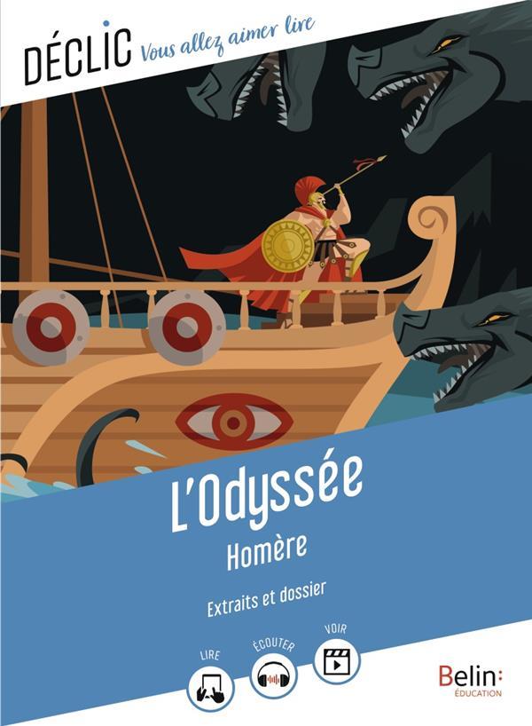 L'ODYSSEE COGNARD FLORENCE BELIN