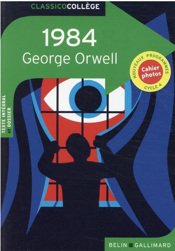 1984 ORWELL/LAGADEC BELIN