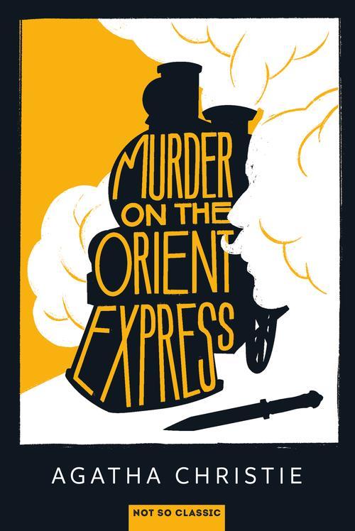 MURDER ON THE ORIENT EXPRESS CHRISTIE, AGATHA BELIN
