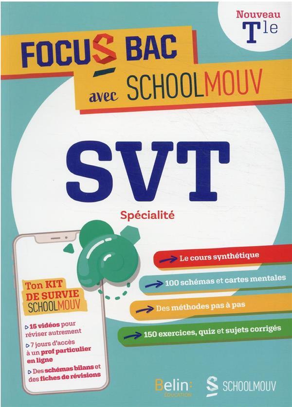 SVT SPECIALITE, NOUVEAU TLE.