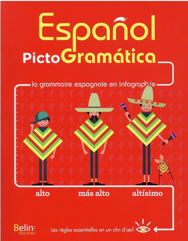 ESPANOL PICTOGRAMATICA - LA GRAMMAIRE ESPAGNOLE EN INFOGRAPHIE