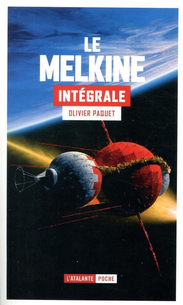 LE MELKINE  -  INTEGRALE T.1 A T.3 PAQUET, OLIVIER ATALANTE