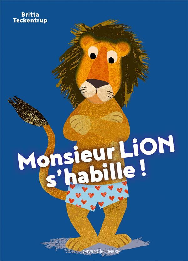 MONSIEUR LION S-HABILLE