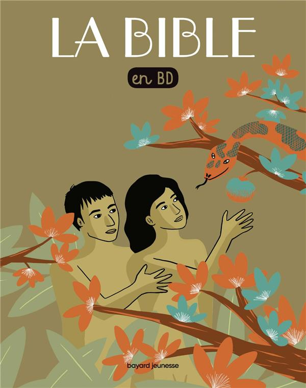 LA BIBLE EN BD (RELIE + COFFRET)  BAYARD JEUNESSE