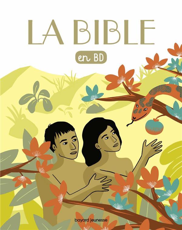 LA BIBLE EN BD (BROCHE)  BAYARD JEUNESSE