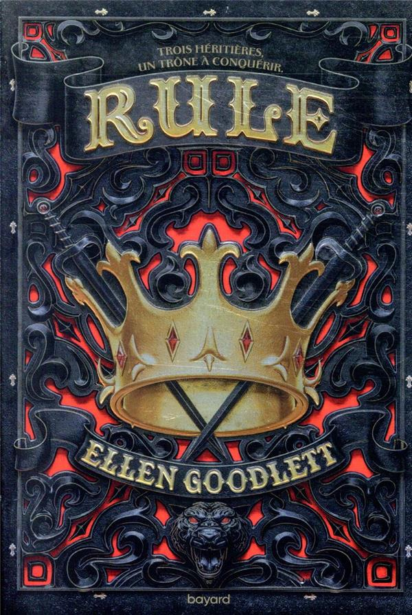 RULE T.1 GOODLETT, ELLEN BAYARD JEUNESSE