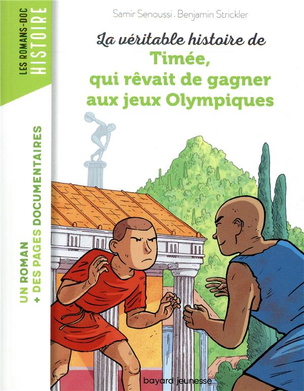 LA VERITABLE HISTOIRE DE TIMEE, QUI REVAIT DE GAGNER AUX JEUX OLYMPIQUES