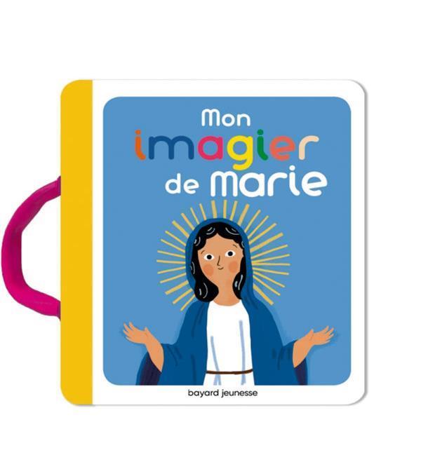 MON IMAGIER DE MARIE