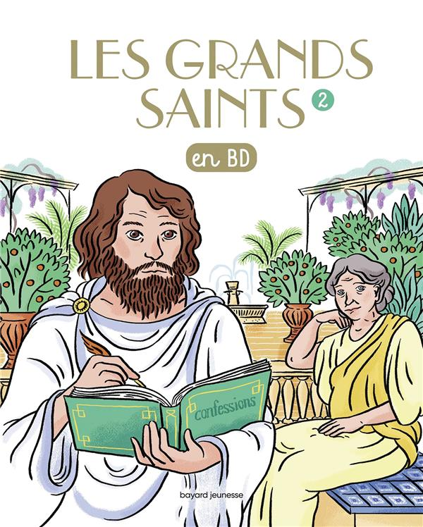 LES GRANDS SAINTS EN BD T.2