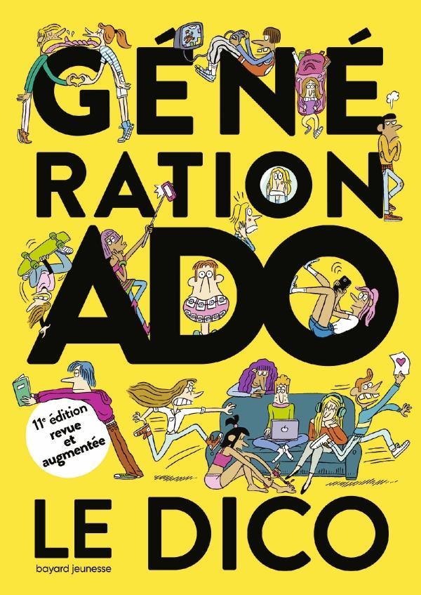 GENERATION ADO, LE DICO (EDITION 20202021)