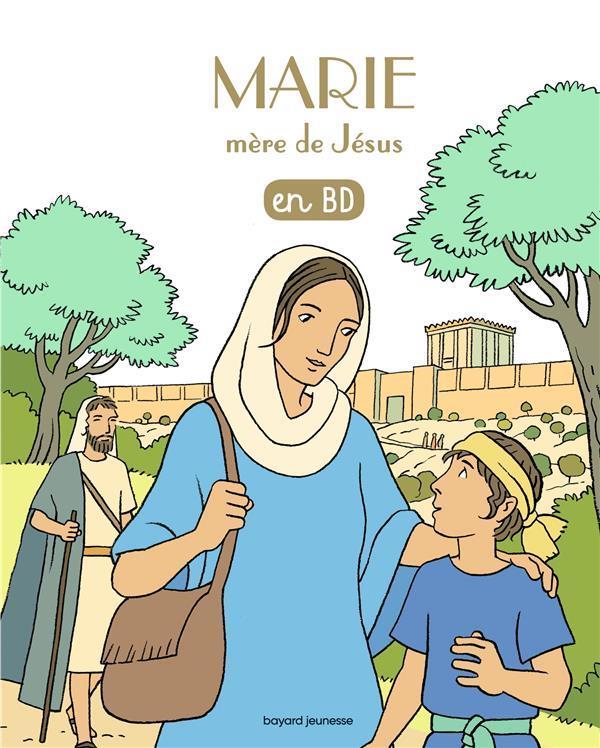 FILOTEO - LES CHERCHEURS DE DIEU T.6  -  MARIE, MERE DE JESUS