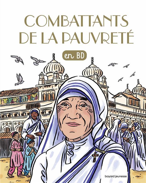 FILOTEO - LES CHERCHEURS DE DIEU T.4  -  COMBATTANTS DE LA PAUVRETE EN BD