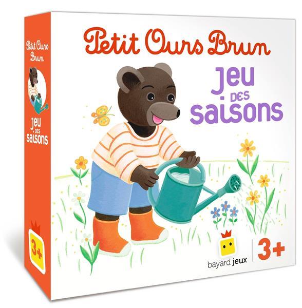 PETIT OURS BRUN - LE JEU DES SAISONS BOUR-CHOLLET NC
