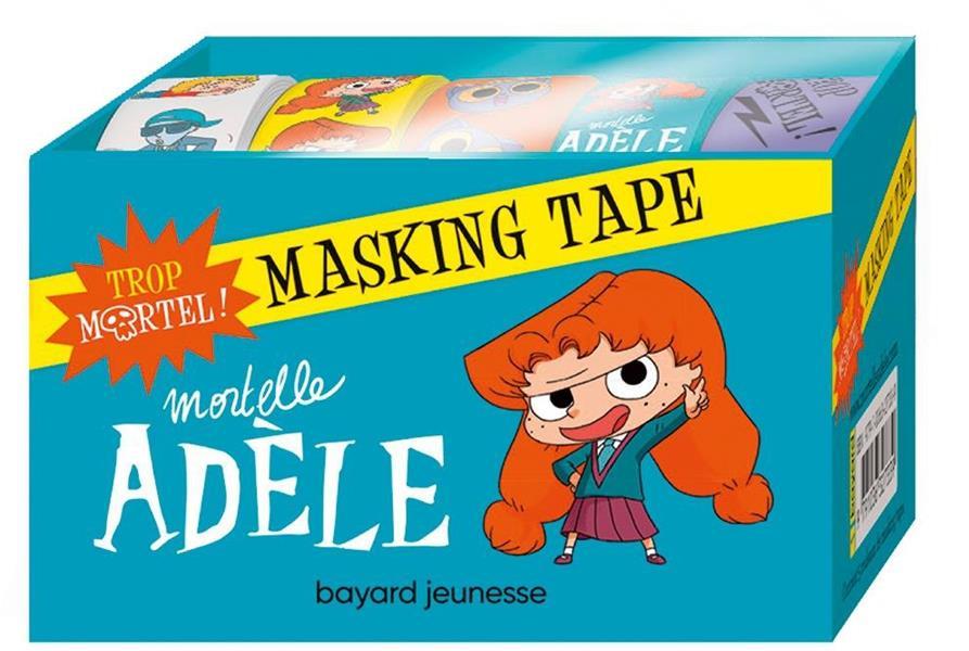 MORTELLE ADELE  -  MASKING TAPE MR TAN/LE FEYER NC