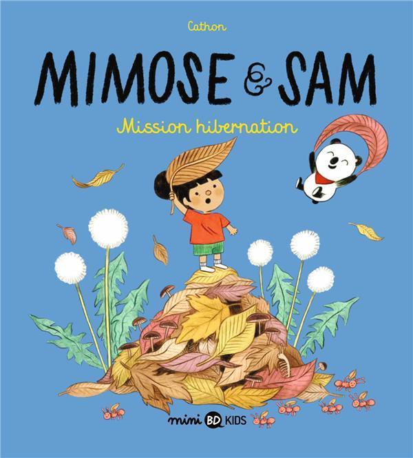 MIMOSE ET SAM T.3  -  MISSION HIBERNATION