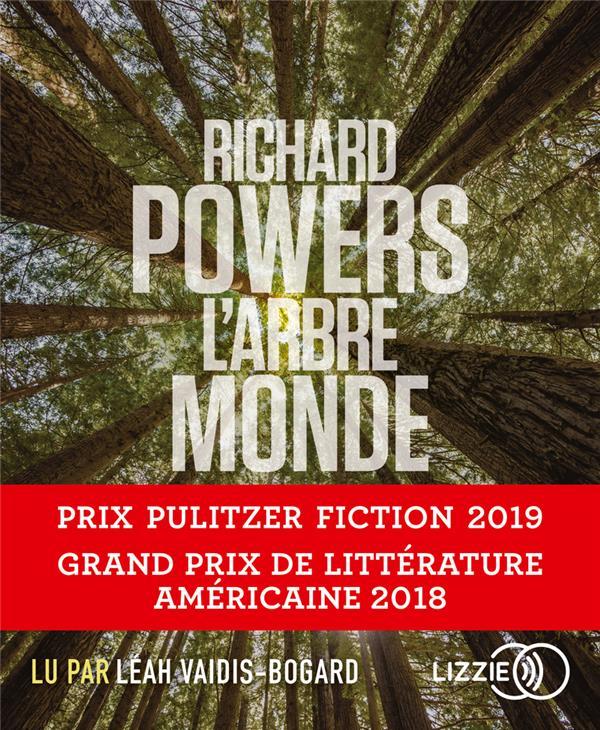 L'ARBRE-MONDE POWERS RICHARD LIZZIE