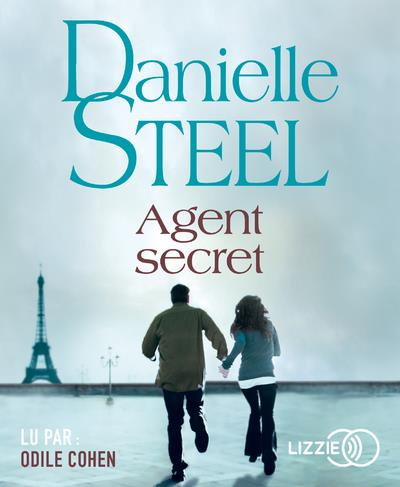 AGENT SECRET STEEL DANIELLE LIZZIE