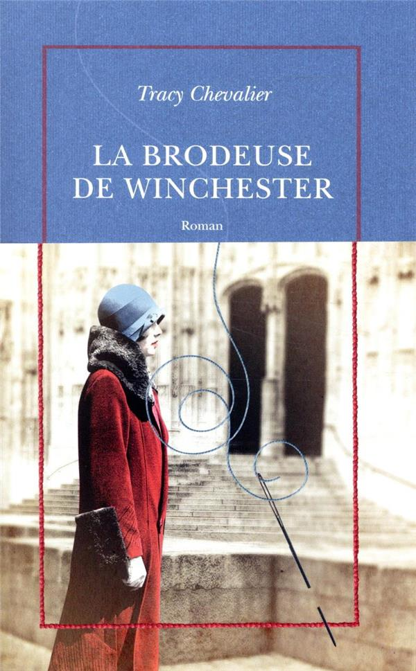 LA BRODEUSE DE WINCHESTER CHEVALIER TRACY TABLE RONDE