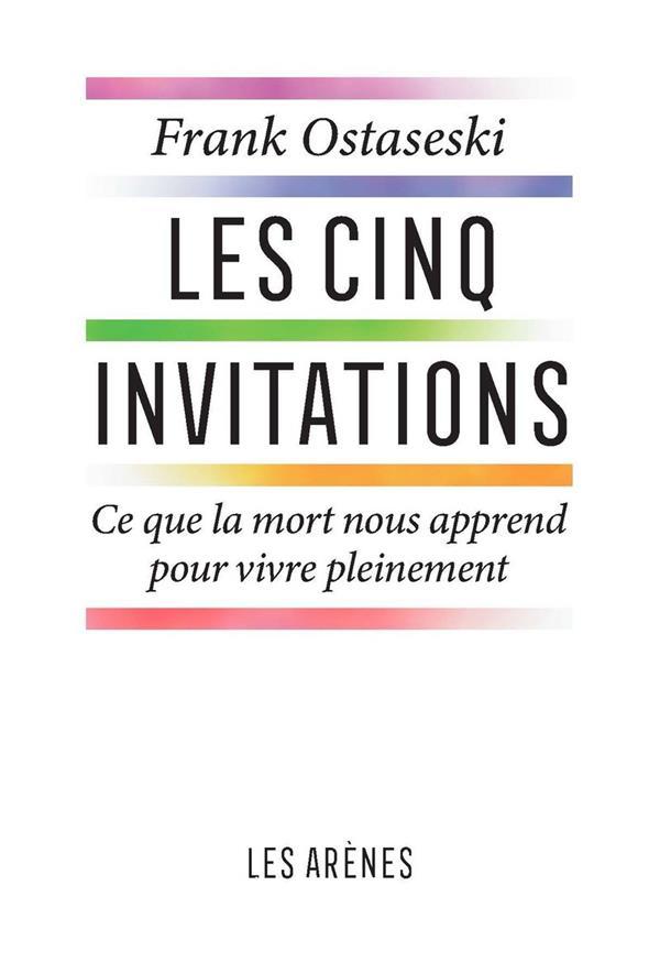 LES CINQ INVITATIONS